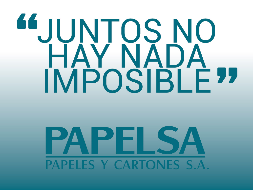 TOGETHER THERE IS NOTHING IMPOSSIBLE