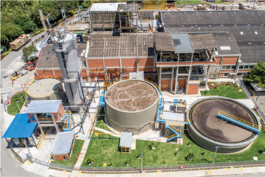PAPELSA REAFFIRMS ITS ENVIRONMENTAL COMMITMENT WITH THE LATEST TECHNOLOGY WASTEWATER TREATMENT PLANT