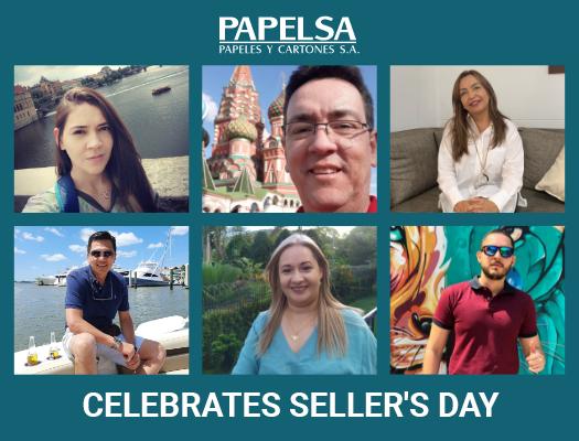 PAPELSA CELEBRATES SELLER'S DAY
