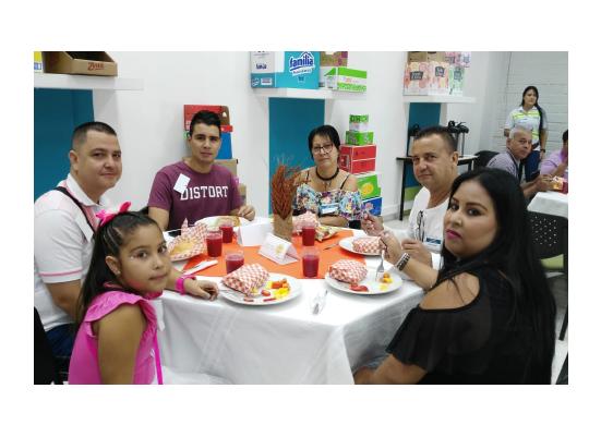 Programa de Integración, familias con amor.