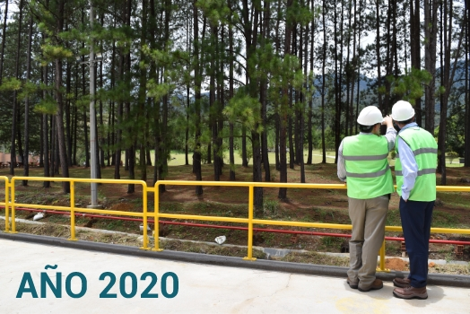 2020 AÑO DE RETOS Y AGRADECIMIENTOS