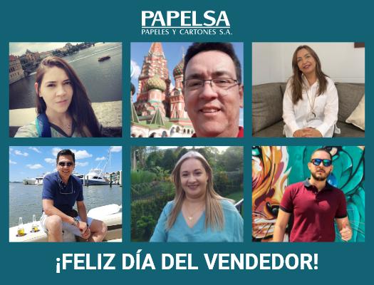 PAPELSA CELEBRA EL DÍA DEL VENDEDOR